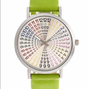 "NWT - Crayo ""Fortune"" Watch"